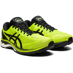 asics Gel-Kayano 27 Sko Herrer, lime zest/black